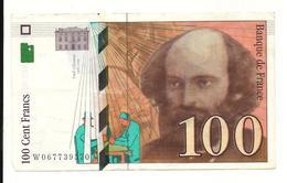France 100 Francs 1998 VF+ - 1992-2000 Ultima Gama