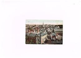 """Panorama..Expédié En Feldpost à Hamburg.""""KB III Infant.Division"""" - Leuven"""