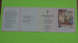 CALENDRIER 2006 - PUB - Jean De LA FONTAINE Ses Fables Et Château Thierry - Singe & Chat - 28-7x10 - Très Bon état / 259 - Calendriers