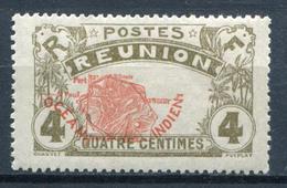 REUNION - N° 58 CENTRE DEPLACÉ - ** - SUP - Ongebruikt