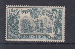 Spanien Michel Cat.No.  Vlh/* 224 - 1889-1931 Kingdom: Alphonse XIII
