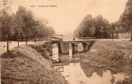 Ath - Le Pont De L'Hôpital - Ath