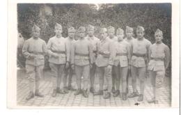 Soldats 23° Régiment ? Griesheim 22 Juin 1923   Paul Joulé - Régiments