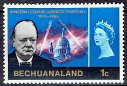 GREAT BRITAIN  # BECHUANALAND FROM 1966 STAMPWORLD 150** - Bechuanaland (...-1966)
