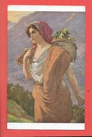 Donne - Piccolo Formato - Non Viaggiata - Donne