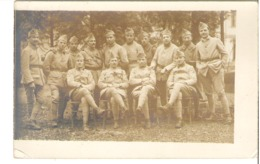 Soldats 21 Mars 1919 Lumbach - Guerre 1914-18