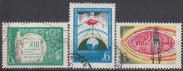 USSR 3884-3886,used - Gebruikt