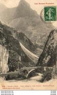 D64  URDOS  Pont D'Esquit, Près Accous- Route D' Urdos  ..... - Col Du Somport