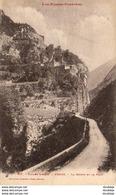 D64  URDOS  La Route Et Le Pont   ..... - Col Du Somport
