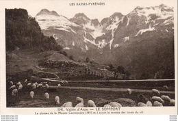 D64  VALLE D'ASPE  Le Somport  ..... - Col Du Somport