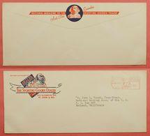 Archer Bow Harrow 1957 John L. Yount USA National Archery Assn The Sporting Goods Dealer  Magazine Sphinx - Boogschieten