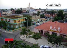Angola Cabinda Exclave Cabinda City View New Postcard - Angola