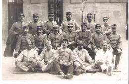Soldats 15° Régiment - Guerre 1914-18