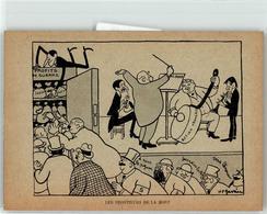 52697163 - Sign. Gassier Affaere Clemenceau Karikatur - Religions & Croyances