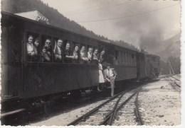 SELVA VAL GARDENA-BOLZANO - 1956- DIMENSIONI 7X9 CM . CIRCA- - Anonieme Personen