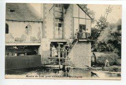 Moulin De Los (ou Losse) Près Terrasson - France