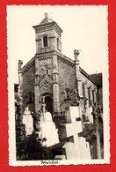 Morhet. Carte - Photo. Eglise Saint-Denis Et Cimetière - Vaux-sur-Sûre