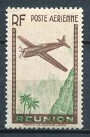 REUNION - PA N° 5 , VALEUR OMISE, SIGNÉ A. BRUN - * * - LUXE - Réunion (1852-1975)