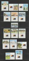 BARBADOS - 2000 - ( Sites In Barbados ) - Complete Set - MNH (**) - Barbados (1966-...)