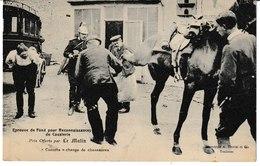 """Militaria Epreuve De Fond Pour Reconnaissance De Cavalerie """"Cocotte"""" Change De Chaussures (maréchal-ferrand) - Manoeuvres"""
