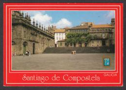 108527/ SANTIAGO DE COMPOSTELA, Plaza De La Quintana, Casa De La Parra - Santiago De Compostela