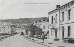55 - BELLEVILLE - ROUTE NATIONALE - MAGASIN LEPINE - EDIT MUGNIER - N 8 - Francia