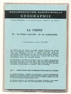Diapositives - La CHINE - Industrie - Diapositives