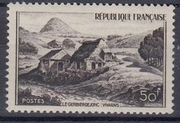 +M092 France 1949. Mt. Gerbier. Yvert 843. Neuf / MNH(**) - Frankreich