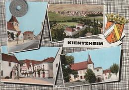 68 - Carte Postale Semi Moderne Dentelée De  KIENTZHEIM    Multi Vues - Other Municipalities