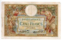 Merson  / Fay 24 /  100 Francs 11-4-28 / TB - 1871-1952 Antichi Franchi Circolanti Nel XX Secolo