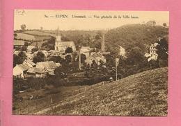 C.P. Eupen  =   Unterstadt  :  Vue  Générale  De La Ville Basse - Eupen