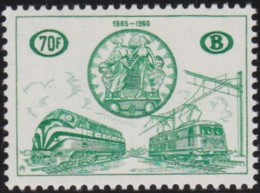 Belgie  .  OBP .    TR 372        .   **    .      Postfris    . /  .   Neuf SANS  Charniere - 1952-....