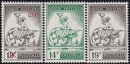 Belgie  .  OBP .    TR 361/363        .   **    .      Postfris    . /  .   Neuf SANS  Charniere - Chemins De Fer