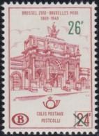 Belgie  .  OBP .    TR 374       .   **    .      Postfris    . /  .   Neuf SANS  Charniere - Spoorwegen