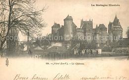 13605399 Vitre_d_Ille-et-Vilaine Château Schloss Vitre_d_Ille-et-Vilaine - France