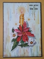 KOV 8-197 - NEW YEAR, Bonne Annee, CANDLE, BOUGIE - Nouvel An