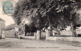 95 Arnouville, Ancienne Maison Des Notaires - Arnouville Les Gonesses