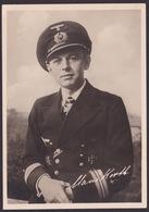 AK Propaganda / Ritterkreuzträger / U - Boot - Kommandant Claus Korth - Weltkrieg 1939-45