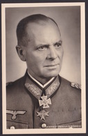 AK Propaganda / Ritterkreuzträger /  Generalmajor Heinrich Kirchheim - Weltkrieg 1939-45