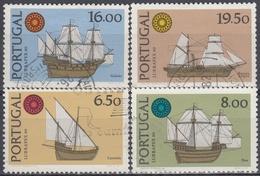 PORTUGAL1980 Nº 1482/85 USADO - Used Stamps