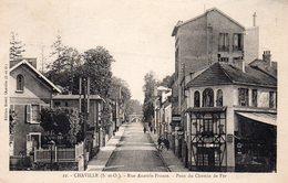 92 Chaville, Rue Anatole France - Chaville