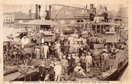 59 Dunkerque, Torpilleur Dans Le Port Et Tout Son équipage - Dunkerque