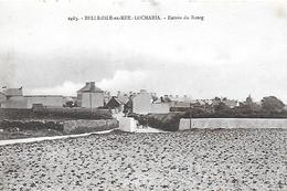 56)  BELLE ISLE En MER  - LOCMARIA  - Entrée Du Bourg - Belle Ile En Mer