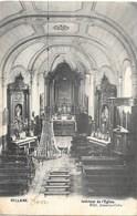 Bellaire NA1: Intérieur De L'Eglise 1906 - Beyne-Heusay