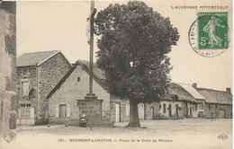 BROMONT-LAMOTHE  -  Place  De  La  Croix  De  Mission  /  ELD - Frankreich