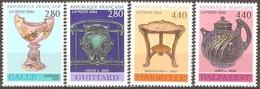 France - 1994 - Arts Décoratifs - YT 2854 à 2857 Neufs Sans Charnière - MNH - France