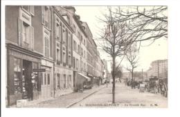 MAISONS-ALFORT - La Grande Rue - Maisons Alfort