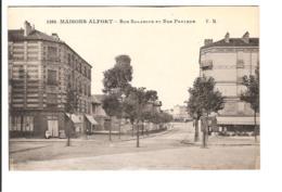 MAISONS-ALFORT - Rue Salanson Et Rue Pasteur - Maisons Alfort