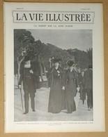 La Vie Illustrée N°172 Du 31/01/1902 Léopold II à Nice/De Saint-Raphaël à Menton/Monte-Carlo Par Jean Béraud/Le Lait... - Journaux - Quotidiens