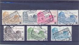 Nrs. TR416/TR422  Gestempeld - 1952-....